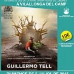 'Guillermo Tell', de la Royal Opera House de Londres, serà retransmesa a Vilallonga