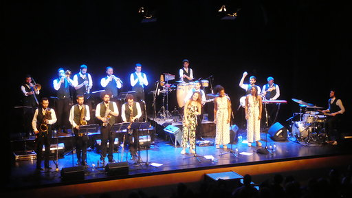 Imatge de The Gramophone Allstars Big Band