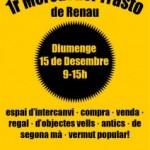 Renau prepara el 'Mercat del Trasto'