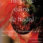 'Taller de Cuina de Nadal' i Marató Musical' a Constantí