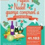 Els botiguers de Constantí regalaran participacions de la Loteria de Nadal
