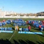 La gran gala de presentació dels equips del Torreforta, amb mascota inclosa