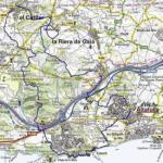 500 persones recorreran els 24 quilòmetres de la III Marxa dels Castells del Baix Gaià