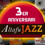Altafujazz celebra el seu tercer aniversari amb l'actuació de la formació 'Walk Tall'