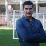 Adrián Cuevas s'incorpora al Nàstic