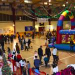 Més de 1.050 infants gaudeixen del Parc Nadalenc de Roda de Berà