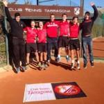 Els equips júnior del Club Tennis Tarragona s'asseguren la permanència al Campionat de Catalunya