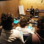 El Consell Comarcal forma professionals per fer prevenció als joves