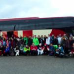 Una cinquantena de joves de la zona TRAC participen a l'Esquiada Jove