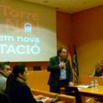 Torredembarra crida a manifestar-se per una nova estació de tren