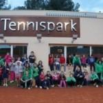 L'estrena del Mini Tennis supera totes les previsions i s'ampliarà a categories superiors