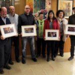 Altafulla fa un reconeixement als restauradors col·laboradors de les visites a la Vila Closa a l'estiu