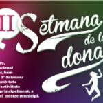 Constantí organitza la segona edició de la Setmana de la dona