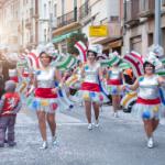 Els Picarols de la Canonja, comparsa guanyadora del Carnaval