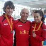 Continuen els bons reslutats dels atletes del Gimnàstic als campionats  d'hivern