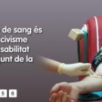 Campanya especial de donació de sang el pròxim 29 de març a Torredembarra