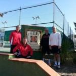 El Club Tennis Tarragona, campió provincial +45 masculí