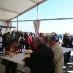 Més de 1000 persones i 500 racions venudes a la 8a Mostra del Bull de Torredembarra