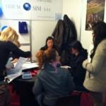 L'Ajuntament de Tarragona participa a la Fira Internacional d'empreses simulades