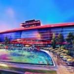 PortAventura obrirà en 2016 un parc de 7,5 hectàrees dedicat a Ferrari amb l'accelerador vertical més alt d'Europa