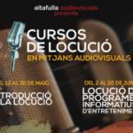 Altafulla presenta noves dates per als cursos de locució