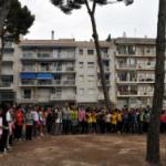 Alumnes de Torredembarra apadrinen el pinar del Patronat Antoni Roig