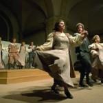 Tot a punt per a la darrera representació del Ball Parlat del Sant Crist de Salomó