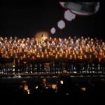 La cantata 'Amics de Pedra' entusiasma tant als nens protagonistes com al públic