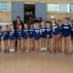 Gran paper del Club Patí Constantí en el campionat provincial interclubs