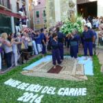 La nova seu dels Xiquets del Serrallo, més a prop