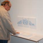 Enric Llevat acosta l'art als invidents al Museu d'Art Modern de la Diputació