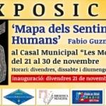 Fabio Guzmán exposa el 'Mapa dels sentiments humans' a Roda de Berà