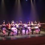 Música i dansa a Salou en solidaritat amb la lluita contra el càncer