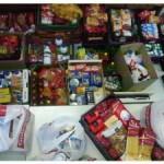 Roda de Berà recapta més de 3.000 quilos de menjar per la Fundació Banc dels Aliments