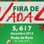 Roda de Berà celebra la Fira de Nadal aquest cap de setmana