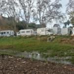 El Catllar estrena el primer espai per a autocaravanes del Baix Gaià