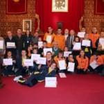 Tarragona rep als esportistes de Special Olympics