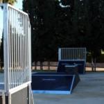 Altafulla es posa sobre rodes en el nou skate park