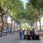 La Canonja surt al carrer amb la Fira d'Antiquaris i Brocanters