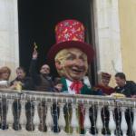L'Home dels Nassos ja ensuma la ruta de cap d'any per Tarragona