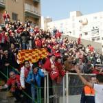 Un centenar d'aficionats acompanyaran al Nàstic a Badalona
