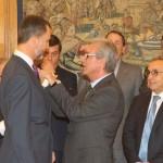 El rei Felip VI rebrà els alcaldesl del grup de Ciutats Patrimoni de la Humanitat