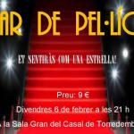 L'Agrupament Escolta Els Salats organitza un 'sopar de pel·lícula' a Torredembarra