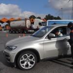 Quatre Mossos d'Esquadra ferits lleus en la persecució d'un cotxe robat que fugia d'un control a Salou