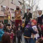 La Trobada Gegantera i la Gala de l'Esport culminen la Festa Major de Vila-seca