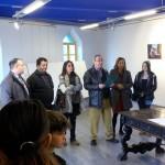 Exposició conjunta d'artistes locals als Pallaresos