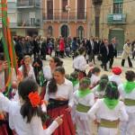 Constantí celebra el dia de Sant Sebastià