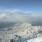 La primera nevada de l'any?