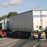 Vint-i-dos morts en accidents de trànsit al Camp de Tarragona durant el 2014
