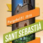 Puigdelfí dóna el tret de sortida a la seva festa major de Sant Sebastià